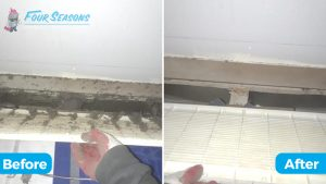Before and After Dirty Ducts